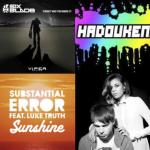 今月のベスト6曲。Drum & Bass / Dubstep(2013年11月)Six Blade – Lightboxなど