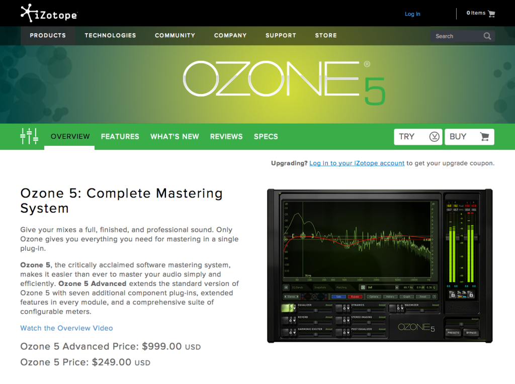 Izotope ozone 5 coupon code - Penetrex coupons